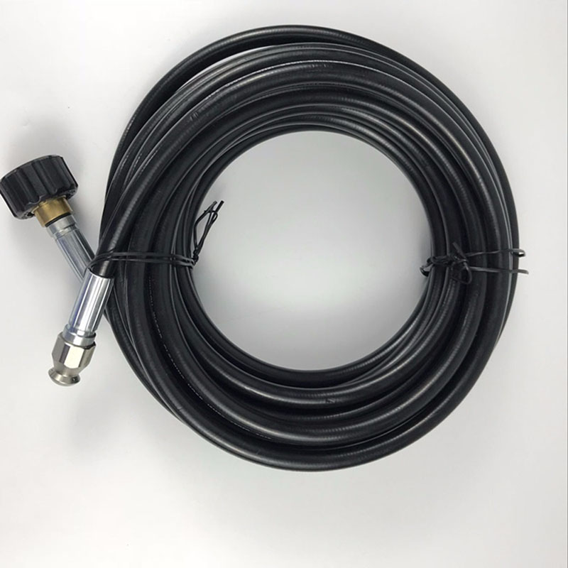 Image 5 - ROUE High Quality Pressure Water Hose For Karcher HD Washer(MOH008)-in Water Gun & Snow Foam Lance from Automobiles & Motorcycles