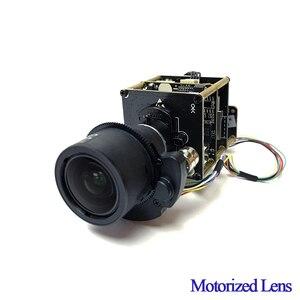 Image 3 - H.265 4K 8MP UHD Sony IMX274 sensörü IP PTZ ağ güvenlik kamerası modülü kurulu mükemmel gündüz ve gece görüş Onvif 3.6 11mm Lens