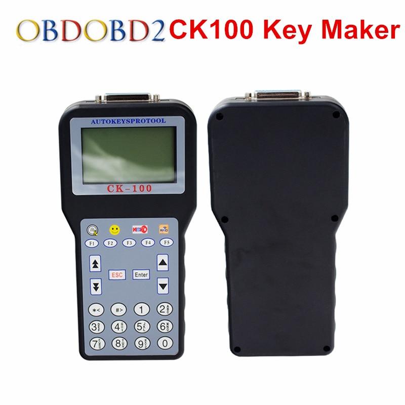 Prix pour Dernière V46.02 CK-100 CK100 Auto Programmeur principal avec 1024 Jetons CK100 Programmeur principal CK 100 Programmeur CFF Mise À Jour Version