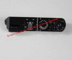 Original camera parts Repair Parts For Panasonic Lumix DMC-LX100 Top Case Cover Button Dial Unit Black