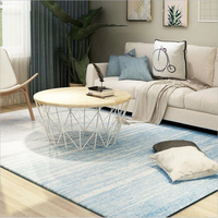 AOVOLL Carpet And Rugs For Home Living Room Carpet Bedroom Nordic Morocco Simple Modern Bedroom Living Room Rectangular Soft Mat
