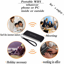 4G Lte Wifi Router USB Modem Mobile Broadband Hotspot Unlocked Dongle Car Wifi Extender Repeater Mifi Stick Date Card