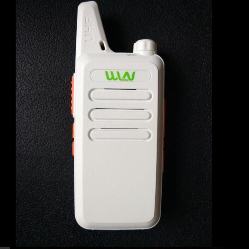WLN ασύρματο ραδιόφωνο KD-C1 UHF 400-470mhz ασύρματο φορητό πομπό ραδιοφώνου ραδιοφώνου kd-c1 Mini Walkie-Talkie