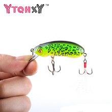 1Pcs 6cm 10g Fishing Lures Crank bait Swimming Crank Baits Artificial Swim bait Wobblers Fish Tackle YE-244