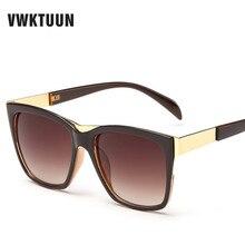 VWKTUUN Big Square Frame Sunglasses Women Men Sun Glasses Vintage Oversized Glasses Outdoor Sport Eyewear Male lunette de soleil
