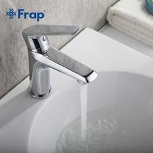 Ванная комната Латуни Бассейна Кран Смесителя На Бортике бассейна раковина F1084