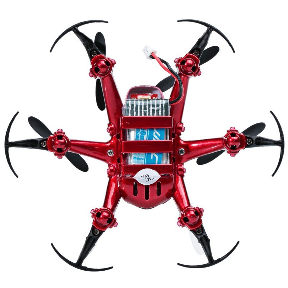 JJRC H20 Hexacopter 2.4G 6 Axis Gyro Quad copter 4CH Hexacopter Headless Mode toys dron Helicopter Best Gift