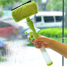 Magic Spray Type Cleaning Brush Multifunctional Convenient Glass Cleaner A Good Helper That Washing The Windows Of Car V4224(China)