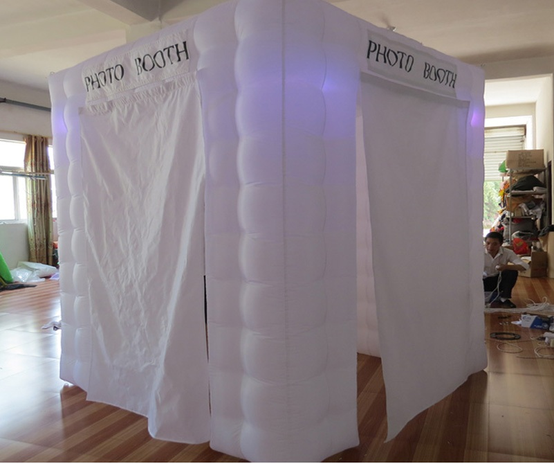 White booth 03
