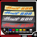 For HONDA Hornet600 Hornet 600 Motorcycycle Accessories Front & Rear CUSTOM INNER RIM DECALS WHEEL Reflective STICKERS STRIPES