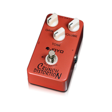 Joyo JF-03 Crunch Distortion Electric Guitar Effect Pedal Guitar Parts Accessory Guitar Effects купить недорого в Москве