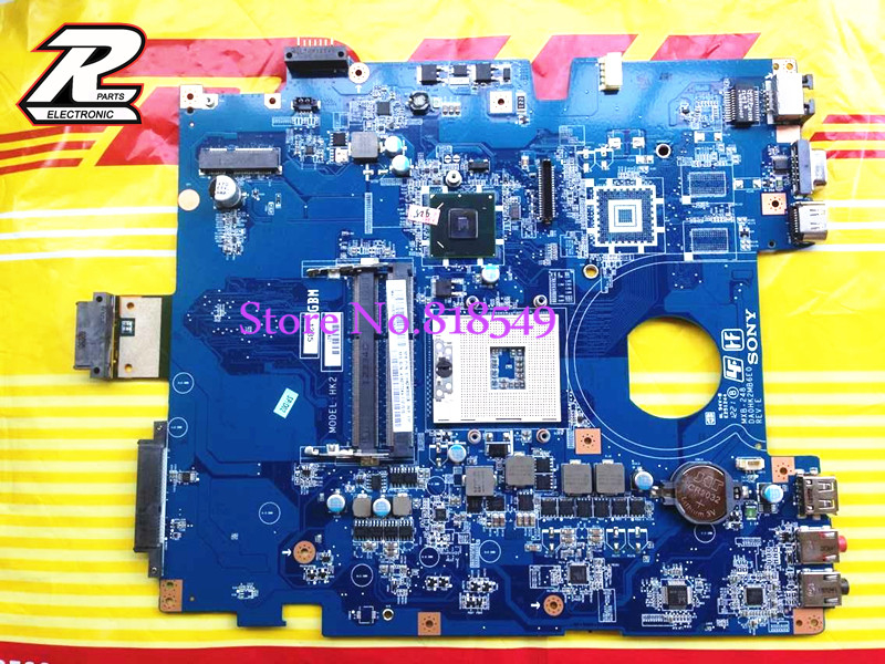 ФОТО Original NEW ! DA0HK2MB6E0 MBX-248 Laptop Motherboard For MBX 248 A1827704A Tested 100% working before send.