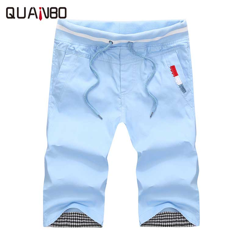 2018 Summer Best-selling Men's  Shorts Men's Wild Thin Section Shorts Youth Casual Tethers Beach Pants