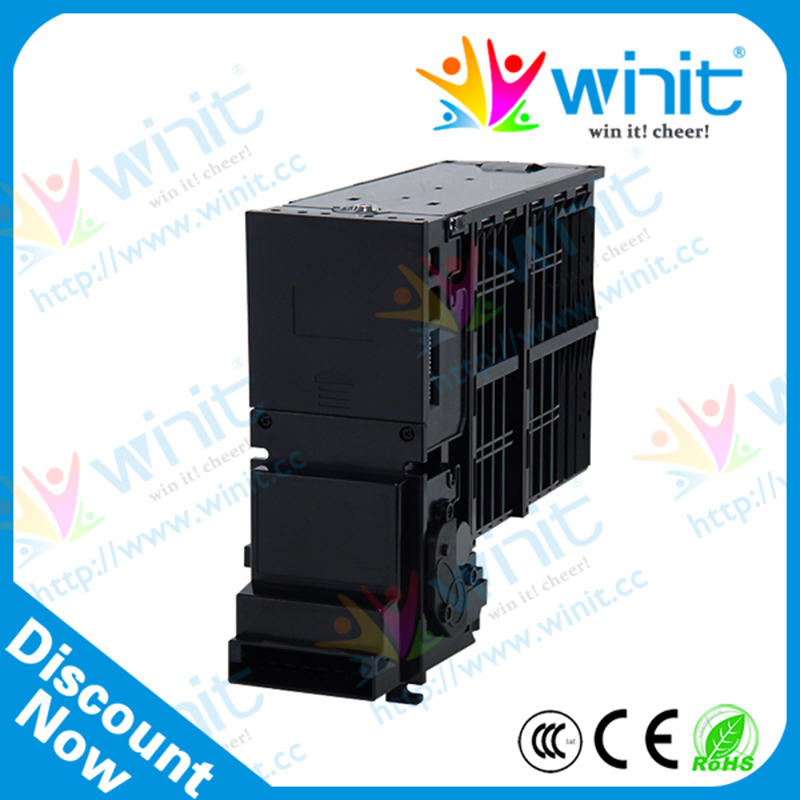 ICT Electronic Bill Acceptor Vending Machine Note Acceptors Money Acceptor Bill Validator Cash Acceptor small condoms vending machine with coins acceptor with 5 choices