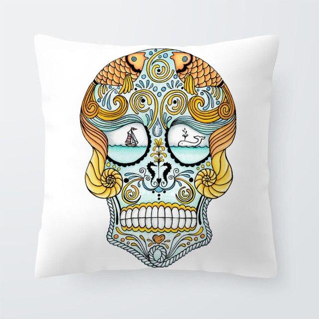 Skull Cushions 5