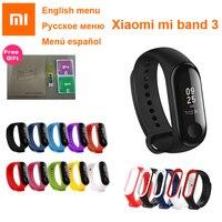 Xiaomi Mi Band 3 Samrt Bracelet Fitness Tracker Miband Ativity Correa Pulseria Wristband Fit Touch Screen 50M Waterproof Miband3