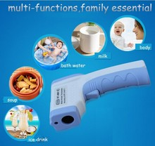 Sale Digital LCD temperature Thermometer baby family indoor and outdoor Thermometer using free shipping