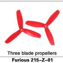 Original Walkera Furious 250 Spare Parts 1pair Furious 215-Z-01 3-blade Propelle