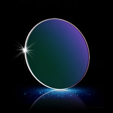 2018 Горячие Anti-Blue Ray объектива 1,61 высокий индекс близорукости дальнозоркости рецептурная оптика объектива для защиты глаз очки для чтения объектива
