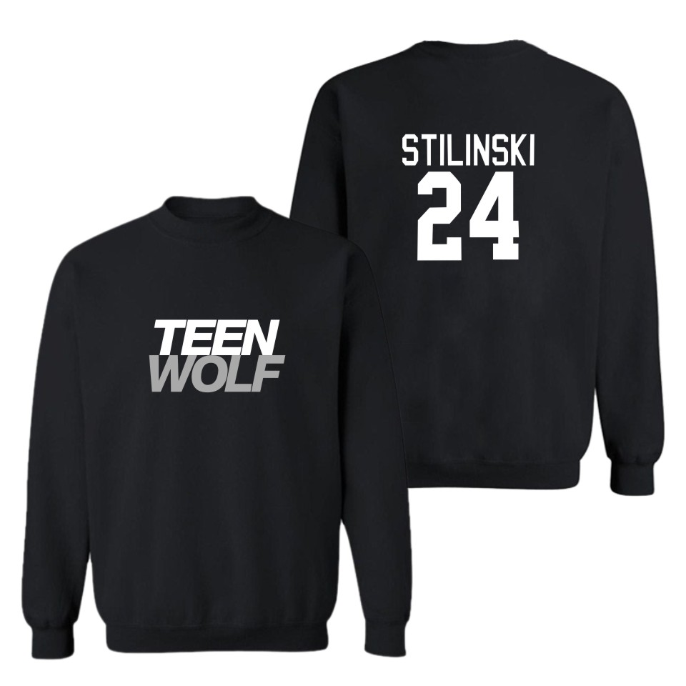 8b4a91f81879 2016 New Autumn Winter Teen wolf Men Women Long sleeved hooded Hip Hop Teen  wolf Capless Hoodies Sweatshirts with high quality-in Hoodies   Sweatshirts  from ...