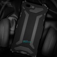 Shockproof Case For IPhone 5 5s 6 6s 7 Plus IPX3 Waterproof 360 Protective Luxury Powerful