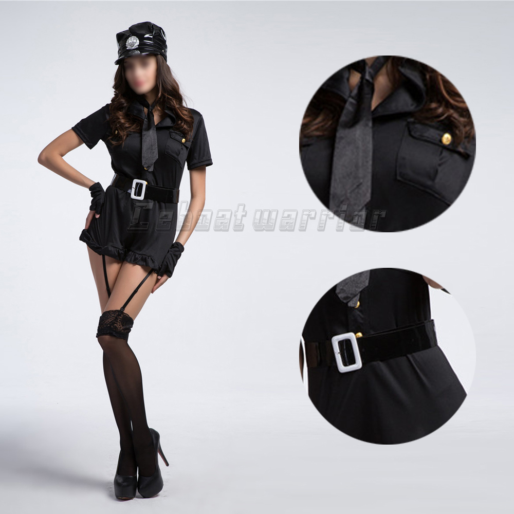 Police cap badges ga rel hat badges page 1 garel - Nightclub Sexy Girl Cop Officer Uniform Dress Police Fancy Policemen Policewoman Cosplay Costume With Hat Free
