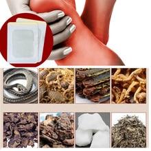 8pcs/lot Heel Pain Plaster Pain Relief Patch Herbal bone spurs achilles tendonitis Patch Fo