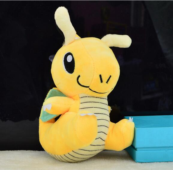 Hot sale 1PCS Pokemon Plush toys Doll Toy Fashional Toy Dragonite