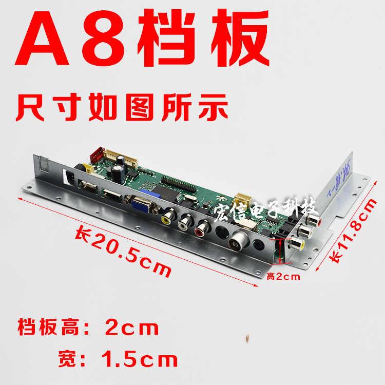 ¿Skr? A8 t v 56 A8 v 59 Placa base A8 a81 deflector soporte de hierro