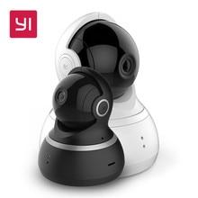 YI 1080 P Edición Internacional Dome Cámara de Visión Nocturna Pan/Tilt/Zoom IP Inalámbrica Sistema de Vigilancia de Seguridad