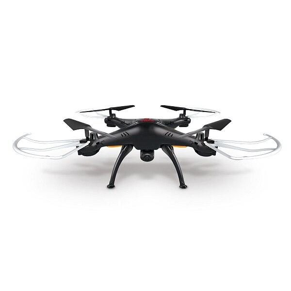 Syma X5SW X5W X5SW 1 2.4 GHz 4CH Axis Gyro WiFi in Tempo Reale Video RC Quadcopter UFO FPV Videocamera HD con Modalità Headless RTF - 4