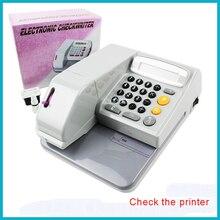 220V/ 50 Hz Checks Printer 1 word / second Print speed 3.5W Check Printer ,Checkers Malaysia Hong Kong United States Singapore