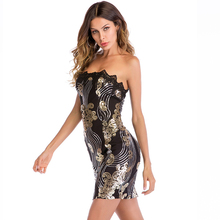 MUXU vestidos summer dress sexy black sequin fashion glitter women clothing mujer sukienka mini backless
