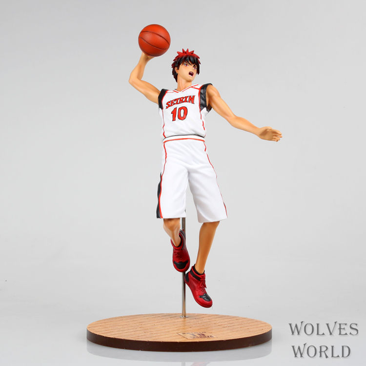 Kuroko's Basketball Seirin Kagami Taiga anime model garage kit pvc action figure classic collection toy doll 24cm high 4parts sets super lovely chopper anime one piece model garage kit pvc action figure classic collection toy doll