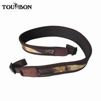 Tourbon Hunting Shooting Camo Rifle Sling Strap Nylon Adjustable For Hunting Gun Accessories Free Shipping