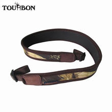 Tourbon Hunting Shooting Camo Rifle Sling Strap Nylon Adjustable for Gun Accessories Free Shipping