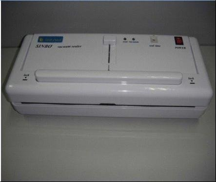 vacuum packing machine  Original Sinbo brand Vacuum Sealer food vacuum packaging machine desktop vacuum