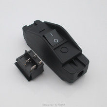 1 PCS Medical equipment electrical switches Oven  microwave  high temperature and high current on line cable switch  16A  30A