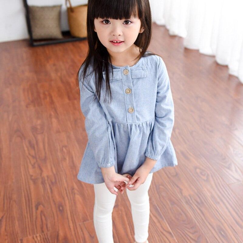 Kids Girls' Basic Long Sleeve Leotard (Size 2-14 Years) Multiple Colors