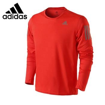 Original New Arrival Adidas RS LS TEE M Men's T-shirts Long sleeve Sportswear