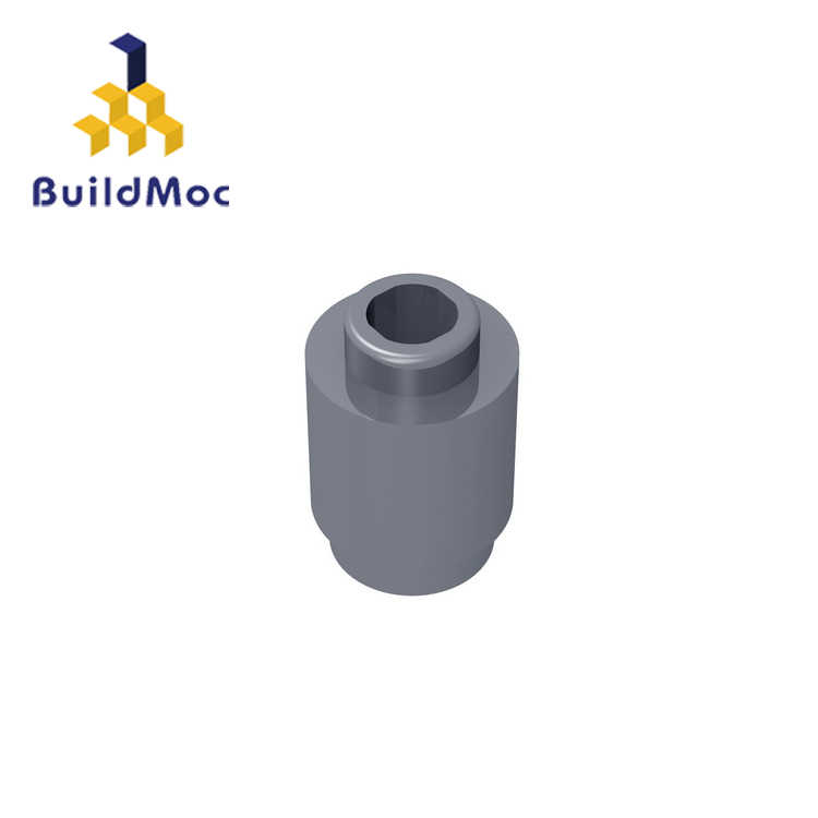 BuildMOC 3062 30068 1x1 Technic Changeover Catch For Building Blocks Parts DIY Educational Tech Parts Toys