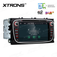 Octa Core 32G ROM 2G RAM Android 6 Car Stereo GPS Fit Ford Focus Mondeo Tourneo