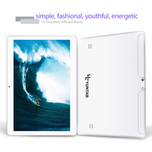 Yuntab 10.1inch Android5.1 Tablet Quad-Core K107 Phablet with Dual Camera Support 2G 3G Wifi Dual SIM Card Bluetooth