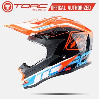 Casco de motocicleta para adultos TORC off road casco de motocicleta casco de moto rcycle sucio moto de carreras cross moto cross cascos moto rcyle T32