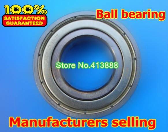 4 шт. Миниатюрный глубокий шаровой подшипник 6206ZZ 30*62*16 мм