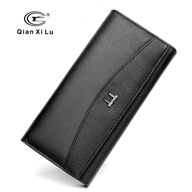 Fashion Brand Women Wallet Genuine Leather High Quality Coin