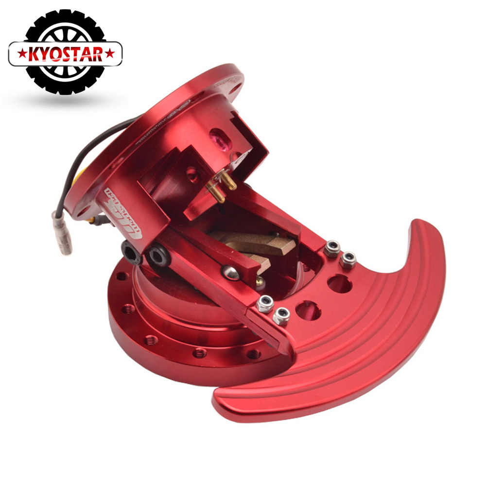 Racing Stuurwiel Quick Release Hub Kit Adapter Body Afneembare Snap Off Boss Kit Pop-up Steering Systeem