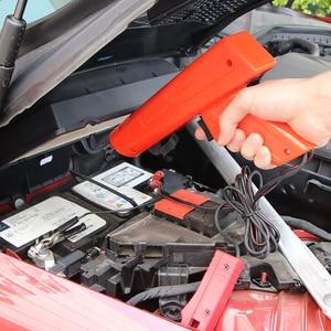 Image 3 - مقبض مسدس اشتعال 12 فولت من AOZBZ ZC 100 لمبة زينون فحص توقيت الإشعال على السيارات لإدراك المحرك