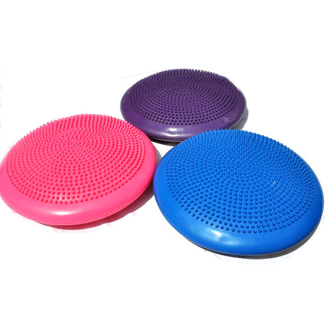 Twist Balance Disc Board Pad Inflatable Foot Massage ball pad Fitness Exercise Equipment Twister Gym Balance Board