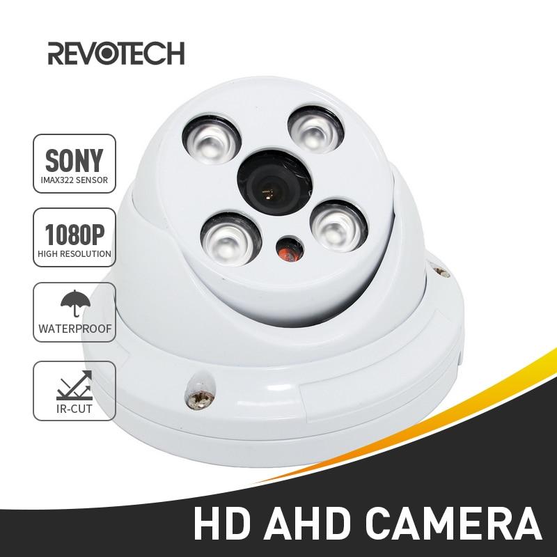 bilder für Wasserdichte 1920x1080 P 2.0MP CCTV AHD Kamera Sony IMX322 Outdoor 4 Array LED IR Dome Kamera Nachtsicht Überwachungskamera w/IR-Cut